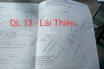Bán đất mặt tiền Quốc Lộ 13 - Lái Thiêu 2289m2 gần cầu Ông Bố LH 09888.16.700 (Zalo)