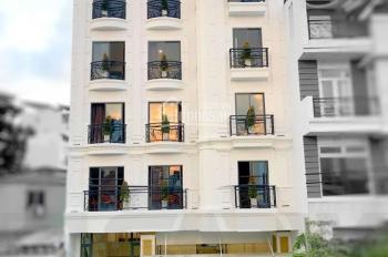 Bán toà nhà căn hộ chung cư 327D Hoàng Văn Thụ, P. 4, Q Tân Bình DT 8 x 30m hầm 8 lầu. Giá 58 tỷ