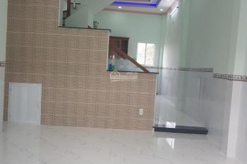 Nhà mới 4,2m x 13m hẻm 4m nhà 3.5 lầu