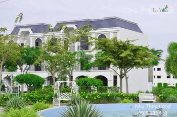 Bán nhà phố liền kề QL1A cắt Hùng Vương TP Tân An - 1.7 tỷ/ căn - trả góp 0% - LH CĐT 0901.2000.16
