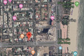 Bán biệt thự biển Phạm Văn Đồng, vị trí kim cương của Đà Nẵng