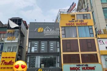 Bán gấp nhà mặt phố Trần Đại Nghĩa kinh doanh đỉnh vỉa hè to 85m2, 3T, MT 4.5m chỉ hơn 17 tỷ
