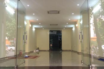 Nhà phố Vũ Phạm Hàm, 6 tầng 150m2, chính chủ