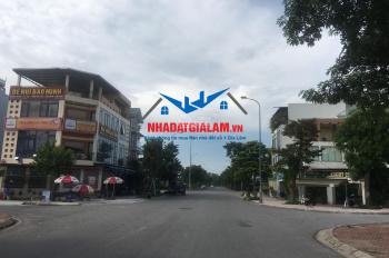 Bán gấp lô góc 3 mặt tiền vị trí đắc địa diện tích 97m2 tại đường 333 Ngô Xuân Quảng, Trâu Quỳ