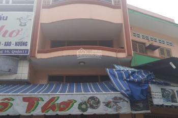 Bán nhà MT đường Bà Hom, DT: 4.5 x 17m, giá chỉ: 16.5 tỷ, Quận 6, Hồ Chí Minh