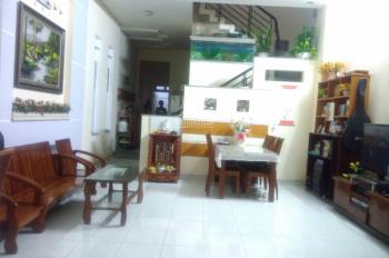 Nhà 1 trệt 1 lầu, hẻm 745 Quang Trung, 5x20m, 4PN