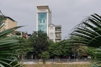 Nhà mặt phố Nguyễn Khang đang cho thuê karaoke 1,32 tỷ/năm, DT 84m2 x 7 tầng, MT 6,1m, giá 35 tỷ TL
