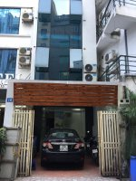 Cho thuê nhà Hoàng Quốc Việt, DT: 80m2x 5 tầng 11 phòng làm việc. Giá 26tr/tháng