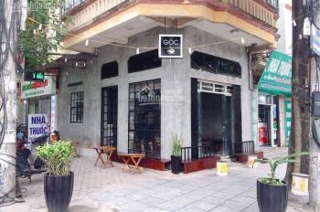 Mặt phố Thái Hà, 70m2 x 3 tầng, mặt tiền 5m, Khu vực tập trung nhiều nhà hàng, LH: 097 347 6748