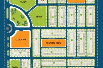 Bán đất nền trung tâm TP Cần Thơ giá chỉ từ 19.2 tr/m2
