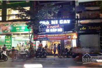 Cho thuê nhà MP Lạc Trung, DT 63m2 * 2 tầng, MT 4,5mx14m, giá 45 tr/th