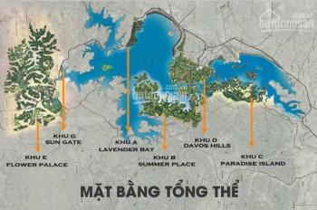 Nhận đặt chỗ đợt 1 biệt thự nghỉ dưỡng đẳng cấp quốc tế Nam Đà Lạt - hồ Đại Ninh