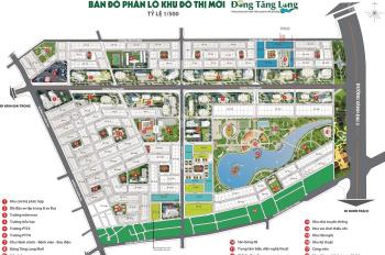 Cần bán 2 nền đất trong KDC Đông Tăng Long, Q9. Giá chỉ 2.8 tỷ/nền cho 100m2, SHR. LH 0936925360