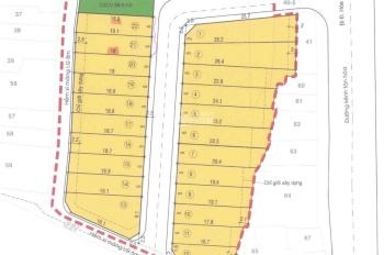 Bán gấp 2 lô đất ngay góc Hòa Bình và Kênh Tân Hóa 130m2 giá 8,7tỷ, sang tên công chứng ngay, XDTD
