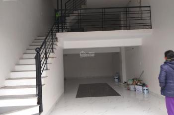 Cho thuê nhà nguyên căn gần khu HH Linh Đàm (cách bến xe Nước Ngầm 2.5 km). Nhà mới, 60m2x4.5 tầng