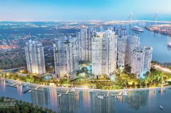 Hạ giá bán gấp căn hộ 2PN - 65m2 tại KDC cao cấp Đảo Kim Cương, Quận 2
