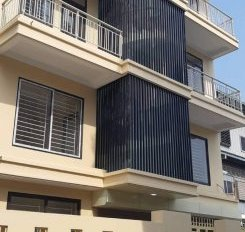 Cho thuê nhà liền kề Thanh Bình, DT đất 90m2, XD 60m2 x 5 tầng, mặt tiền 11m