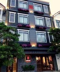 Bán khách sạn (DT 11x17m) hầm 8 lầu gần cổng sân bay Tân Sơn Nhất, P.2, Tân Bình - giá 50 tỷ