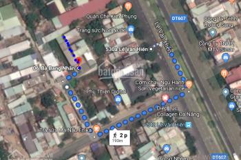 Cần bán nhà mới xây kiệt Bà Bang Nhãn mới xây 100% full nội thất gần đường Lê Văn Hiến
