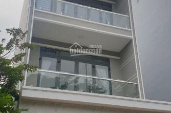 Bán biệt thự đường Phạm Hữu Lầu, Quận 7, giá 8.3 tỷ (5x18m)