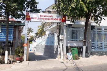 Bán đất 1 sẹc Phạm Ngũ Lão, phường Hiệp Thành, TP.Thủ Dầu Một, Bình Dương
