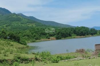 Hot: Chỉ hơn 2 tỷ sở hữu ngay lô đất mặt hồ cố đụng với vẻ đẹp sơn thủy hữu tình, LH: 0974715503