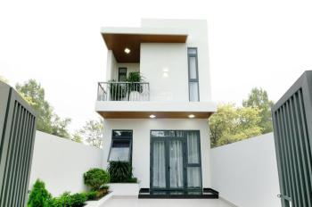 Bán gấp căn nhà 1T 1L, đường nhựa 20m, dân cư đông đúc ngay TP Thủ Dầu Một (hình chụp thật)