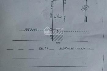 Nhà mặt tiền Đại Lộ 3, Phước Bình, cấp 4, diện tích 87m2, giá 7,2 tỷ, TL. Liên hệ 0902417534