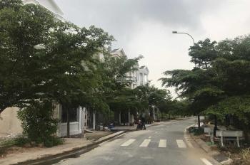 Bán nhanh lô góc khu biệt thự hai mặt tiền, dự án Centana Điền Phúc Thành Quận 9, giá chỉ 24,5tr/m2