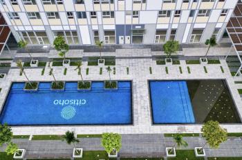 Cho thuê căn hộ Citi Soho mới đẹp thoáng mát vào ở ngay không NT 5tr5, full NT 7,5tr. LH 0933530529