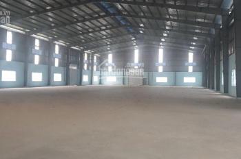 Cho thuê nhà xưởng 1.800m2 Nguyễn Cửu Phú, Bình Chánh, giá rất tốt 66.666 nghìn/m2