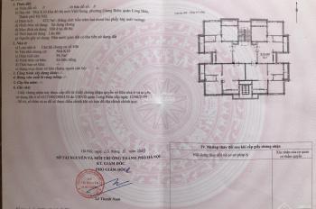Chính chủ bán CH chung cư 95m2 Đông Nam 1,4 tỷ tòa K10 khu đô thị Việt Hưng, Long Biên. 0911063927