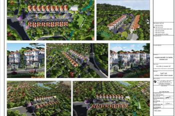 Bán đất nền dự án biệt thự Villa Town, P. 8, TP. Đà Lạt. 0909 105 111