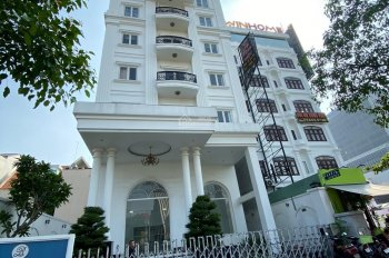 Cho thuê building MT Phan Đình Giót, P. 2, Tân Bình DT 12x25m Hầm trệt lửng 3L TM. Giá 346,65 triệu