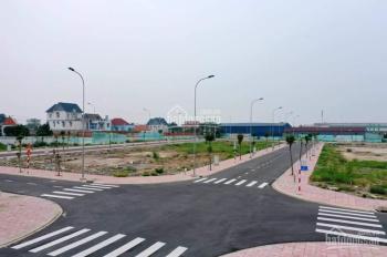 Bán lô góc MT Bình Chuẩn 44, TT Thuận An, SHR, thổ cư 100%, giá 420 triệu/100m2, 0768449697 (Khải)