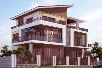 Bán biệt thự 5 tầng, DTSD 145m2, MT 13m, đường Tô Ngọc Vân, Tây Hồ, Hà Nội