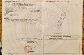 Chính chủ tôi bán 83.6m2 đất thôn Tằng Mi, Nam Hồng, MT 6,2m, đường ô tô 7 chỗ chạy