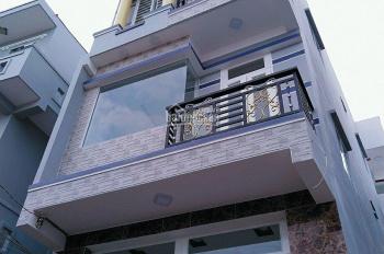 Bán dãy phố 4 tấm 3.5x10m, P16 Q8 cách Metro Bình Phú 2km giá chỉ 2.35 tỷ - 0902331665
