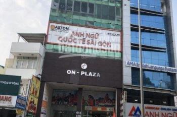 Bán nhà mặt tiền Âu Cơ, P10, Tân Bình. Gần trung tâm thương mại, 4x16m, 3 tầng, giá chỉ 9,5 tỷ