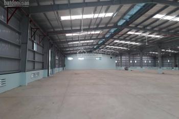 Cho thuê kho xưởng 6000m2 mặt tiền đường Quốc Lộ 1A, P. An Lạc, Q. Bình Tân