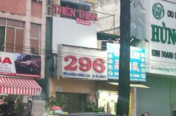 Bán gấp nhà mặt tiền địa chỉ 296 đường An Dương Vương, Phường 3, Quận 5