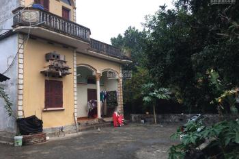 Cần bán lô đất 992m2 đã có khuôn viên nhà vườn hoàn thiện tại Cổ Đông, Sơn Tây, Hà Nội