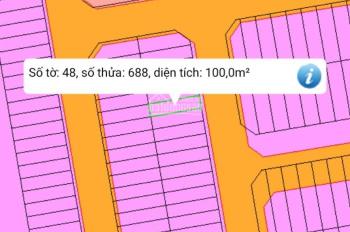 Cần bán đất dự án Richland ô màu hồng chờ ra sổ, giá rẻ nhất khu vực, LH: 0799 438 480