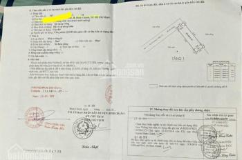 Bán nhà cấp 4 giá rẻ gần KCN Lê Minh Xuân, Bình Chánh, có sổ hồng riêng, DT 60m2, giá 1 tỷ 550
