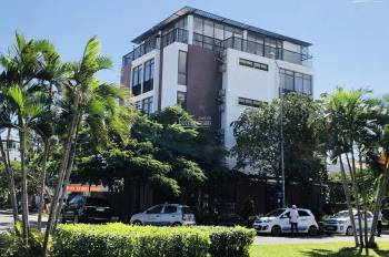 Cho thuê tòa nhà 2 mặt tiền đường lớn khu đô thị biển An Viên đối diện, ngay cạnh các KS căn hộ