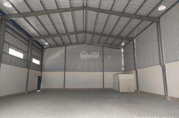Cho thuê kho xưởng mới 500m2 Tân Bình gần sân bay. Giá 60tr