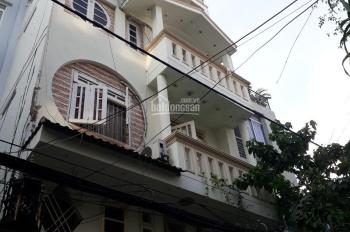 Bán nhà 2 mặt tiền Hùng Vương Q5 (4,2x16m) 4 lầu giá: 21.5 tỷ