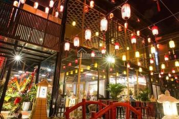Cho thuê nhà mặt phố Trương Định làm nhà hàng - lô góc, 200m2x2T mặt tiền 10*20m, giá thuê 60 tr/th