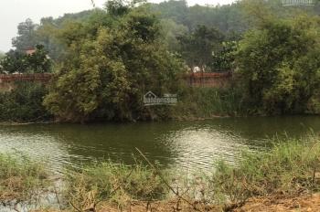 Chính chủ cần chuyển nhượng 1.3ha đất mặt hồ Đồng Mô view cực đẹp. Giá yêu thương