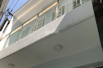 Bán nhà hẻm Thành Thái, P14, Q10, DT: 5x6m, 1 lầu, 4,3 tỷ